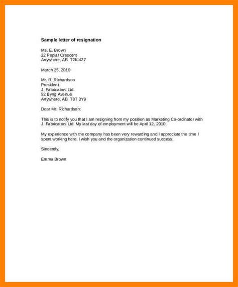 Resignation Letter Vacation Days fresh notice to vacate letter how to format a cover letter