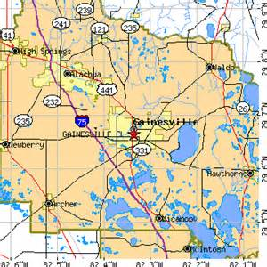 gainesville florida zip code map gainesville florida fl population data races