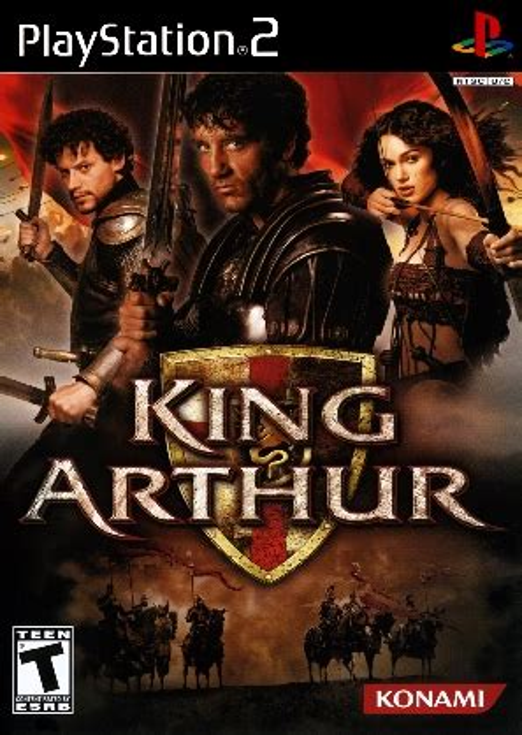 King Arthur Complete Edition comprar jogos ps 2 dvd xbox 360 xbox360 playstation 2 cd