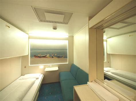 What Is A 2 Berth Cabin by Kabiny Na Promie Robin