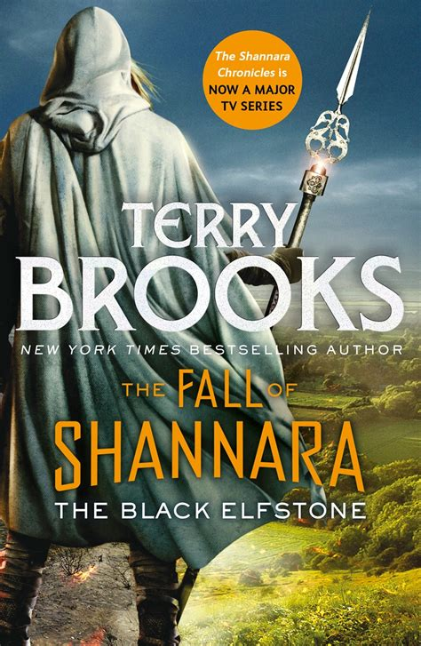 libro the black elfstone book the end of shannara has begun the black elfstone is out now orbit books science fiction
