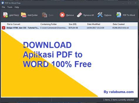 convert pdf to word free full free aplikasi converter pdf to word full version