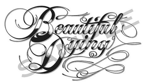 tattoo generator calligraphy tattoo