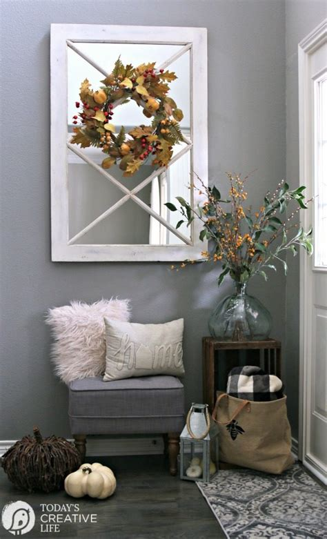 small entryway decorating ideas todays creative life