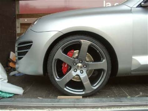 Auto Emre by Rinspeed Chopster Porsche Cayenne Carpassion