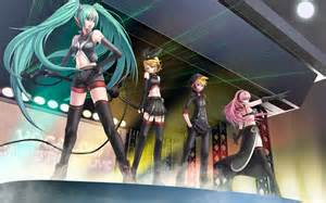 Android wallpaper hatsune miku and friends hd wallpapers for free