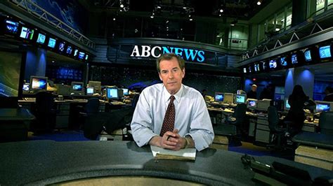 Abc News Desk by Legendary Abc News Anchor Remembered 10