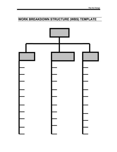 sle work breakdown structure template work breakdown structure template 14 template lab