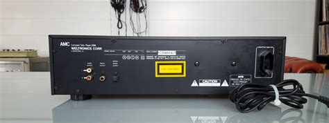 Amc Live Radio Player Amc Cd6 Cd Player High End Sound Catawiki