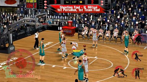 slam dunk apk slamdunk apk anime basketball v1 0 1 for android apkwarehouse org
