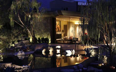 Landscape Lighting Placement Dunn S Desert Landscape Pools Services