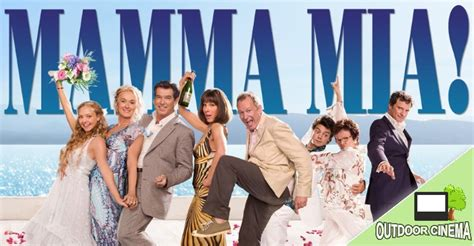 What Makes A Good Home by Mamma Mia Outdoor Cinema Wickford Memorial Park Essex