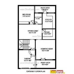Home Design Plans 30 50 by House Plan For 30 Feet By 50 Feet Plot Plot Size 167