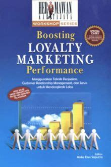 Buku Marketing 3 0 boosting loyalty marketing performance bukabuku