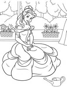 preschool coloring pages princess disney princess coloring sheets printable free for