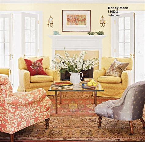 honey moth behr paint colors colors living rooms and dining rooms