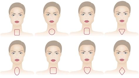 hair shapes find the perfect hair part for your face shape