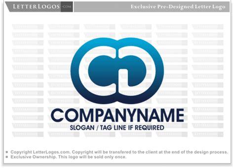 LetterLogos.com - Letter CD Logo ( c-logo-8 ) G Design Letter
