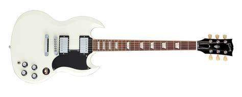 Murah Pickguard Gibson Lespaul Std Black new gibson sg standard in white everythingsg