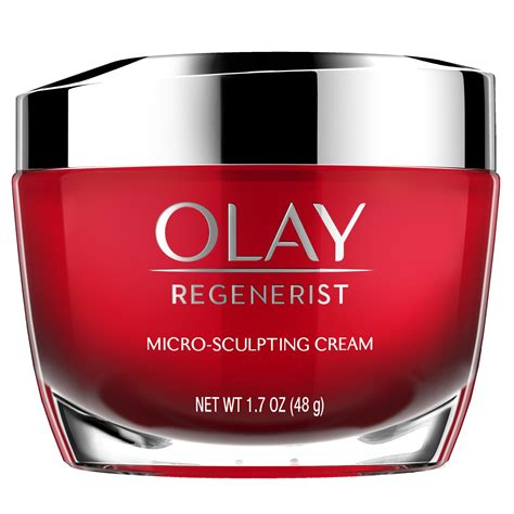 Of Olay Cleanser olay regenerist micro sculpting review
