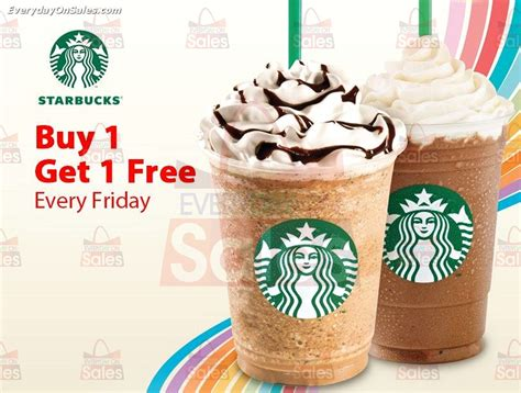 Handcrafted Beverages Starbucks - starbucks buy 1 free 1 beverages promotion in malaysia