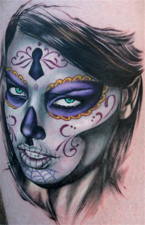 tattoopeppi la catrina tattoos von tattoo bewertungde