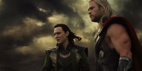 Thor Movie Questions | does tom hiddleston save thor the dark world and 24