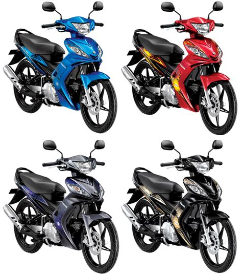 Striping Mx 2014 Merah foto new jupiter mx 2014 striping baru kian agresif dan holidays oo