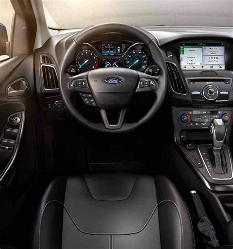 Ford Focus Interior by 2018 Ford 174 Focus Sedan Hatchback Photos