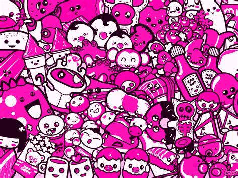 kawaii wallpaper pink pink wallpaper wallpapersafari