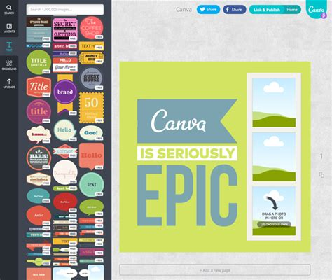 canva design introducing canva an awesome design tool for bloggers