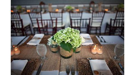 rustic chic wedding ideas burlap decor details reception