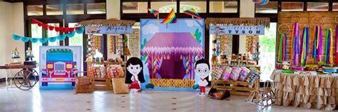 karas party ideas filipino festival pistahan inspired