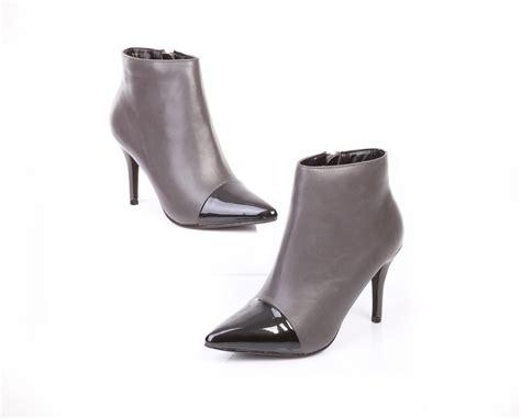 high heel grey boots grey high heel boots glacier gray boots grey leather