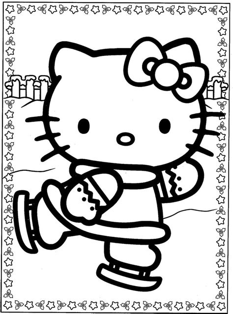 hello kitty sleeping coloring pages 96 best hello kitty coloring pages images on pinterest