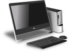 desk images free vector graphic computer desktop modern device