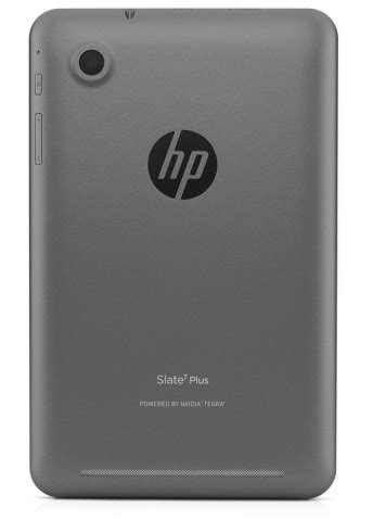 Tablet Hp Slate 7 hp slate 7 plus is a slightly better budget tablet from hp liliputing