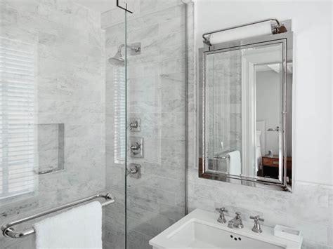 white marble tile bathroom photos hgtv