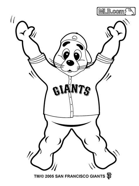 nba mascots coloring pages mlb coloring pages mascot bltidm