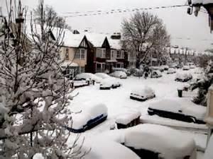 early february 2009 snowfalls met office