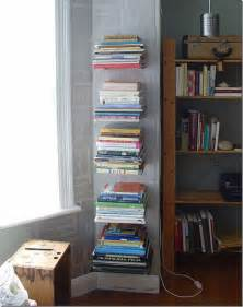 Invisible Bookshelves How To Make Your Own Invisible Bookshelf Without