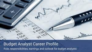 Budget Manager Description by Budget Analyst Career Profile