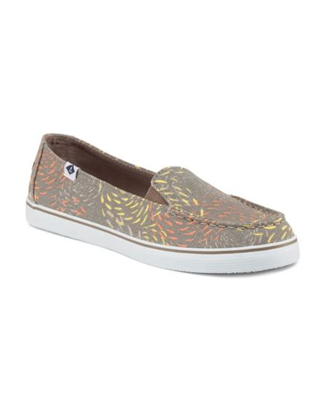 tj maxx shoes tj maxx canvas zuma fish circle slip on shoe in multicolor