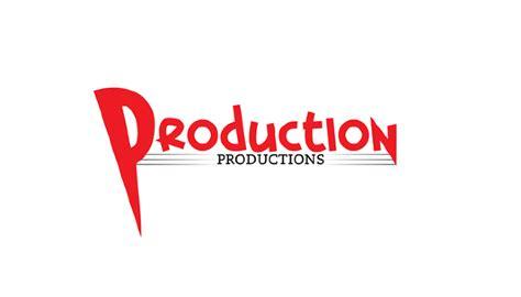 Production Productions Elle Desgn Production Logo Templates