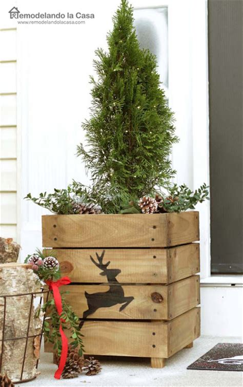 27 diy outdoor decorations ideas you will want to start 27 diy reindeer decor ideas that will make you cheer