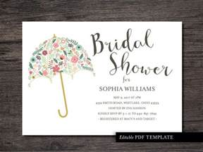 editable bridal shower invitation templates 21 bridal shower invitation templates free psd vector