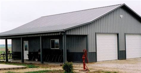 Storage Garage With Living Quarters Steel Building Home Designs With Steel Building Homes