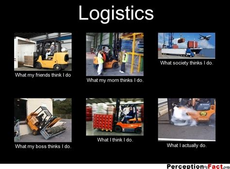 What I Do Meme - logistics what people think i do what i really do