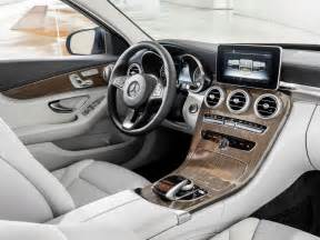 2014 mercedes c class interior bureau of speed