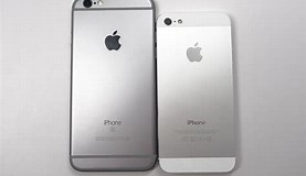 Image result for iPhone 6s vs 5SE